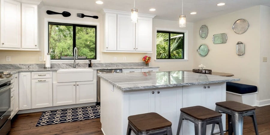 2020 Kitchen Remodeling Trends in Gainesville