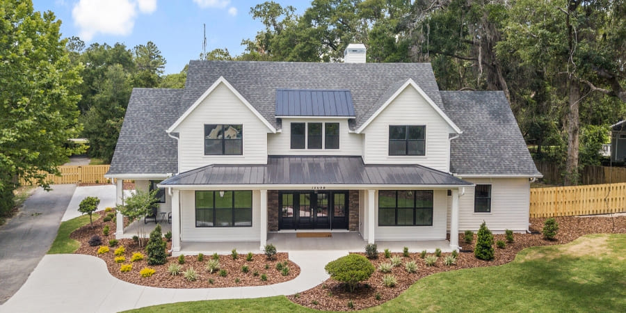 2020 Spring Parade of Homes featured home in Fletcher Park