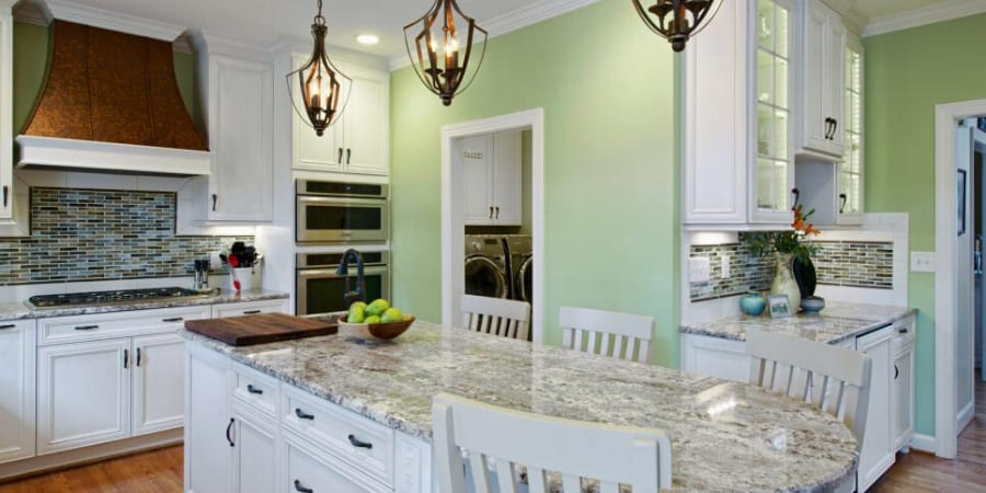 Alachua County clients preferred kitchen look