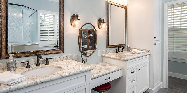 New 2021 Bathroom Trends to Consider For Your Gainesville Remodel