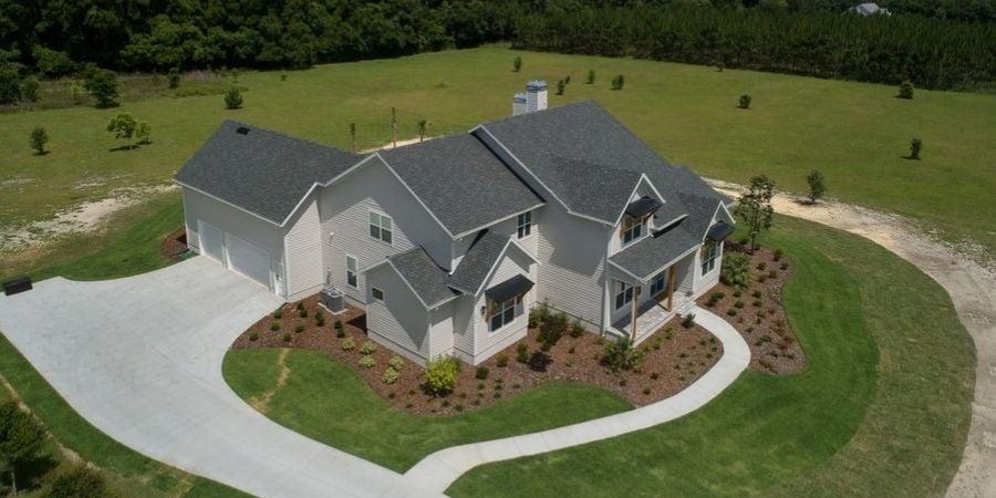 design-build custom home