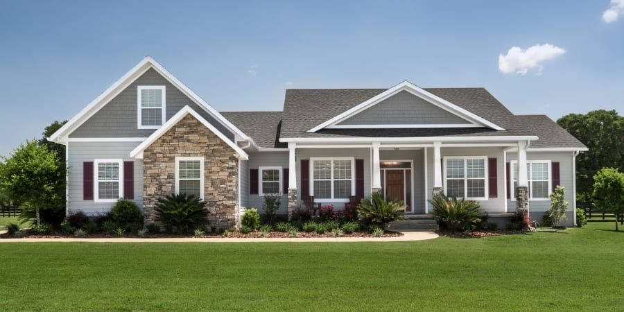 English Countryside - 10 Front Elevation Styles to Inspire Your New Home Build | RRCH, Inc.