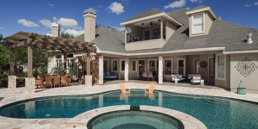 Highlight Outdoor Living - 10 Front Elevation Styles to Inspire Your New Home Build | RRCH, Inc.