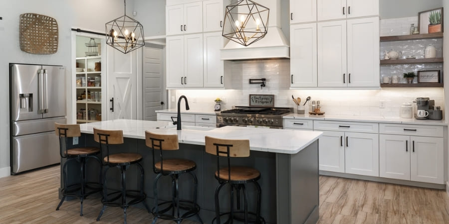 How Much Does a Kitchen Remodel Cost in Alachua County? | Robinson Renovation & Custom Homes, Inc. Home Remodeling Blog